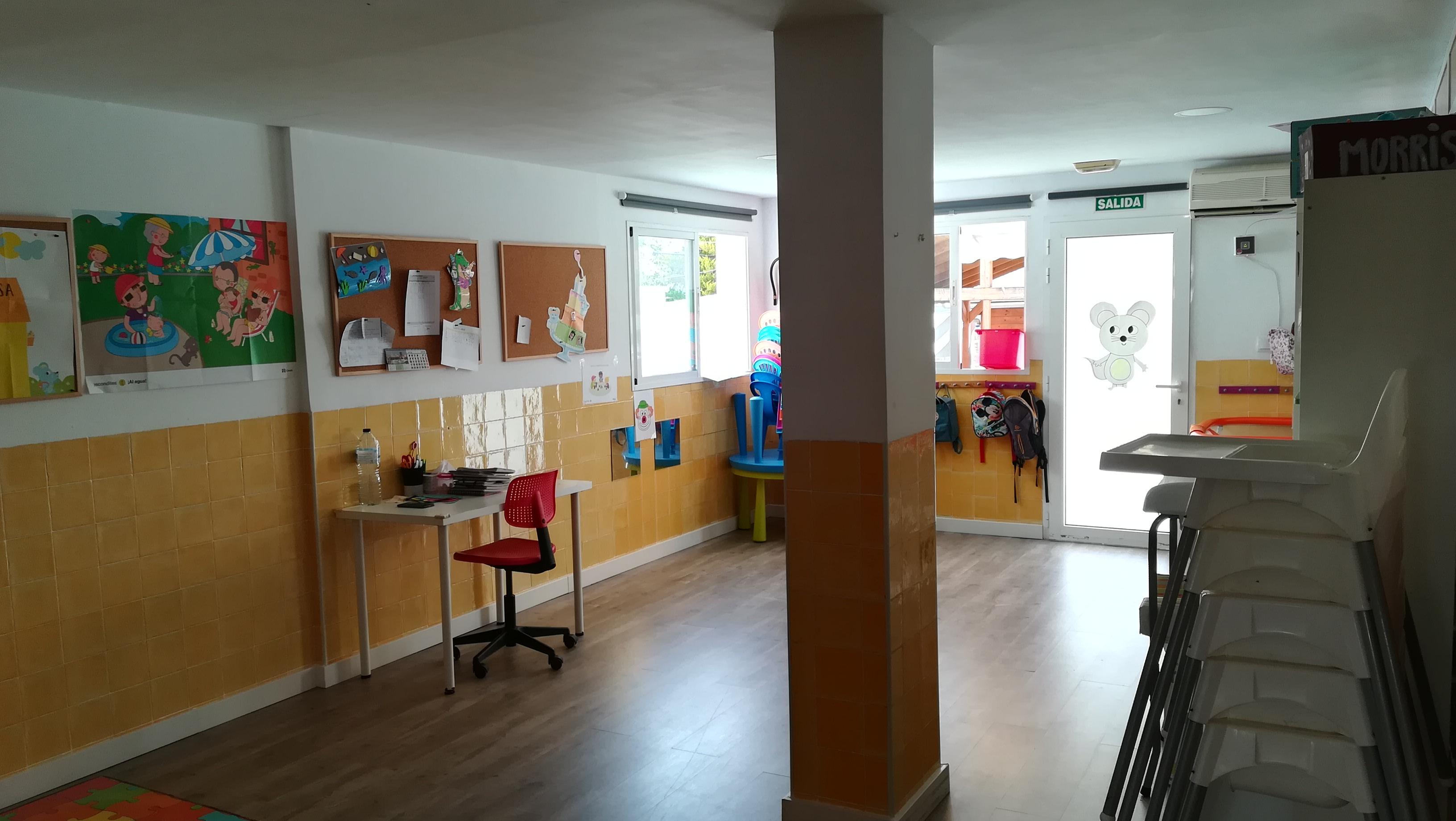 menta escuela infantil valencia pobla vallbona Eliana guarderia guarderia niños bebé primer ciclo
